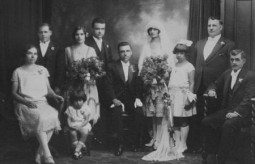 Wedding of Cosma and Maria Psaltis.