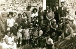 Gathering in Karvounades or Keramouto 19..