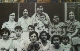 Great-grandmother Sophia Kontoleon with..