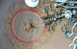 Damaged ceiling, Agios Anargrios, Potamo..