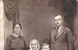 Stathoula Kassimatis and Family 1936