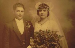 Peter & Ekaterini Zantiotis 1926