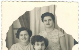 Tasia and friends 1954