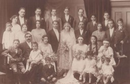 Marriage of Bretos Margetis to Theodora..