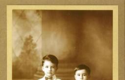 Stephen & Arthur Zantiotis about 193..