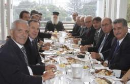 'a bishops lunch'