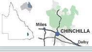 George Miller - Chinchilla map