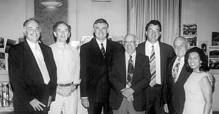 Karavitiko Symposium, Sydney. - 2000 Committee