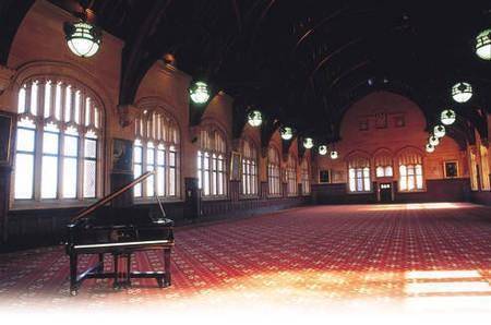 MacLaurin Hall, Main Quadrangle, Sydney University - sydneyarchitecture 9