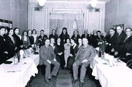 Kytherian Association of Australia - The Founding Fathers - Mathers Nikodemos farewell 1938 2