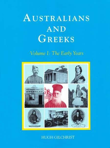 Vol. 1 Australians and Greeks - Australians & GreeksVolume 1