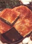 Spinach pie - Spanakopita