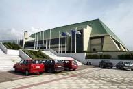 Tofalos Stadium.