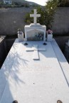 Grave of George P. Kasimatis, Drymonas Cemetery