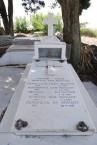 Moulos family plot, Potamos cemetery