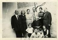 Kythera 1951-Chlentzos Family