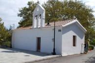 Church in Mylopotamos - taken in September 2012