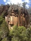 Sawn Rocks lies a very pleasant 1 hour drive from Bingara