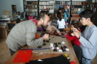 Games workshop for children at Kythera Library
