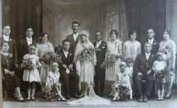 Trefilly Baveas Wedding 1929