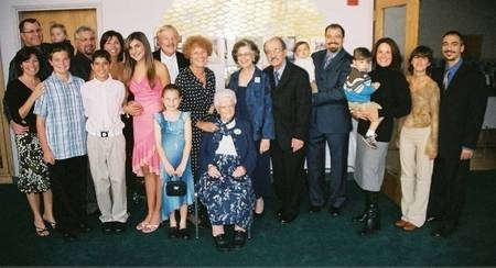 Stamatina Chlentzos 100th Birthday - Nov. 2, 2006