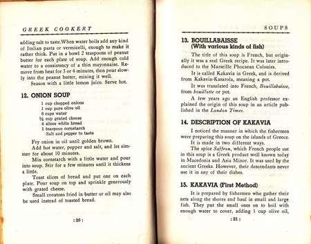 Souvlakia's journey: a Greek-Australian food odyssey.