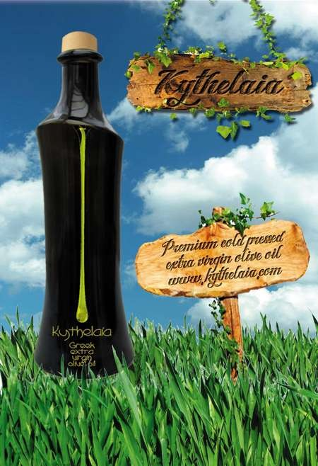 Kythelaia - Extra Virgin Olive Oil - forfacebook