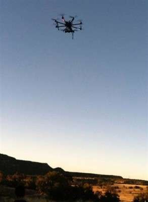 Archaeology Drones Helping in Unearth Ancient Civilizations - Drones used in Archaeology