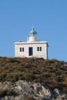 Lighthouse in Kapsali