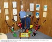 Inventors, manufacturers, entrepreneurs and benefactors