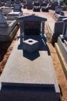 Maritsa Samios. Gravesite. Old Dubbo Cemetery.