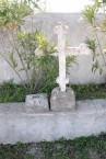 D E K Gravestone,Drymonas Cemetery