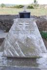 Anastasios G. Koronaios family plot, Potamos cemetery