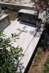 Grave of Ioannis Fardoulis- Evangelos Kavieris, Potamos (2 of 2)