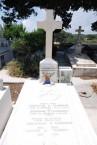Tsampira Family Plot - Potamos Cemetery
