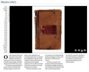 First Minute Book (1897-1916) of the Greek Orthodox Community of Melbourne & Victoria (GOCMV)