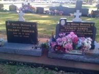 Potheti Samios gravestone