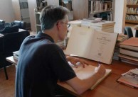 Dimitris Koutrafouris is an extremely dedicated volunteer to the Kytherian Municipal Library