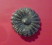 Grandmothers brooch. A visual part of the story about ...
