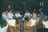 Having a drink - 7/10/1994