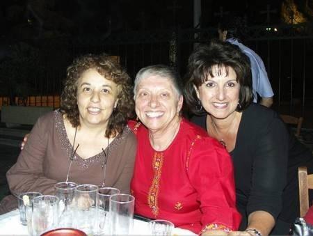 Three Alfieris cousins meet in Athens