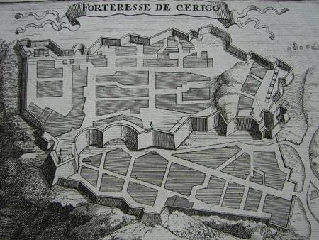 Fortification Plan of Hora2