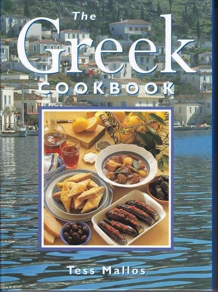 The Greek Cookbook. Tess Mallos. - Tess Mallos Cookbook B
