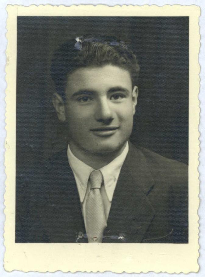 Stavrianos Ioannou Megaloconomos (1931-2017)