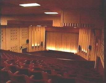 Cafes, Shops & Cinemas - Saraton Theatre, Grafton, NSW