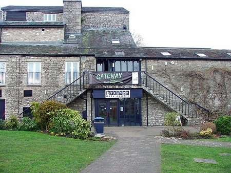 James Castrission - The Brewery Arts Centre in Kendal