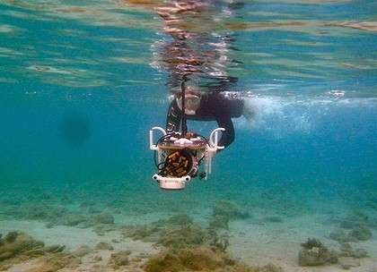 Student takes award for revealing submerged city's secrets - Pavlopetri underwater imaging