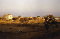 Sunset in Mitata