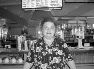 Loula Zantiotis, Gunnedah, NSW. The Busy Bee Cafe.