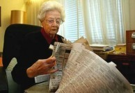 Joyce Ryerson. Founder of the Ryerson index.